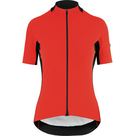 assos SS LaalalaiJerseyEVO - Maillot manches courtes Femme - rouge/blanc
